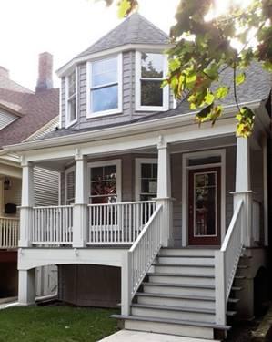 1535 W Rosemont, Chicago, IL 60660 Edgewater