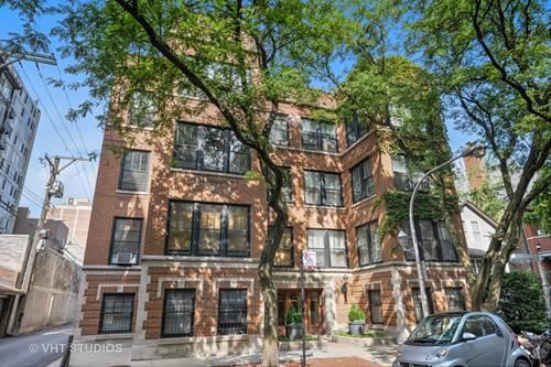 3152 N Hudson Unit 2, Chicago, IL 60657 Lakeview