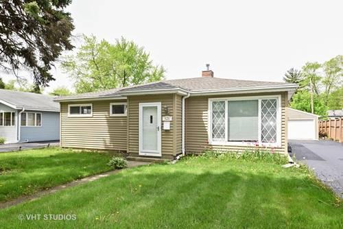 626 N Bierman, Villa Park, IL 60181