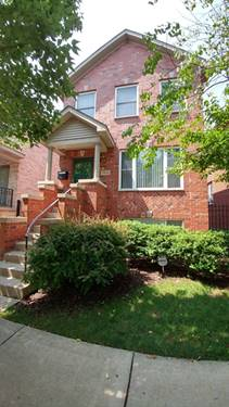 3814 S Paulina, Chicago, IL 60609
