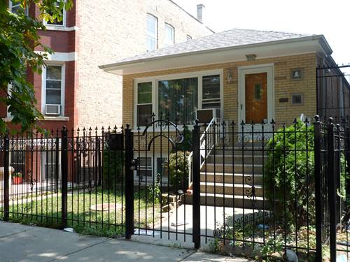 4341 S Fairfield, Chicago, IL 60632