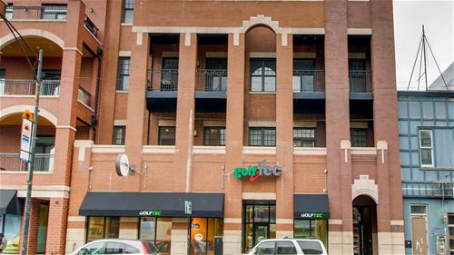 2847 N Halsted Unit 201A, Chicago, IL 60657 Lakeview