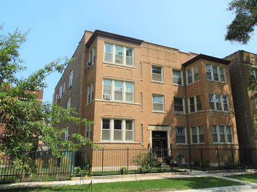 1452 W Winnemac Unit 3, Chicago, IL 60640 Andersonville