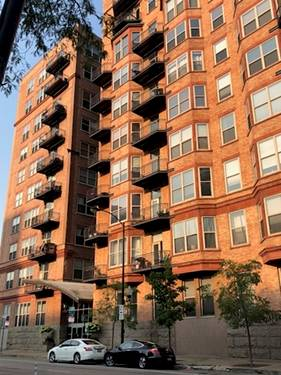 500 S Clinton Unit 432, Chicago, IL 60607