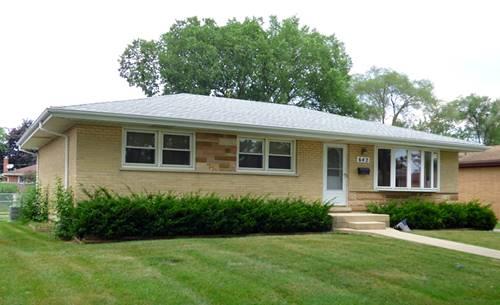 642 W Willow Glen, Addison, IL 60101