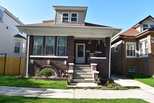 5012 W Warwick, Chicago, IL 60641