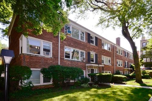 420 Elmwood Unit 1E, Evanston, IL 60202