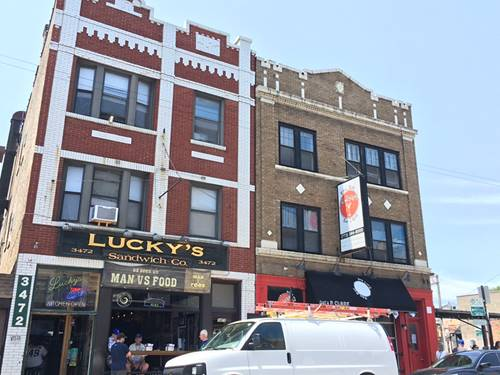 3474 N Clark Unit 2, Chicago, IL 60657 Lakeview