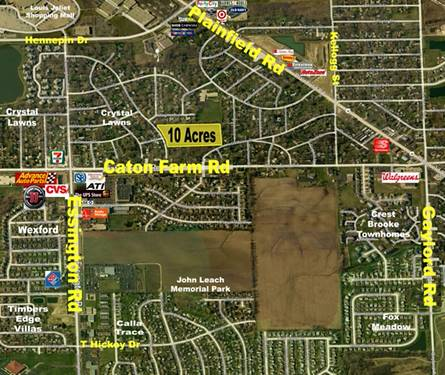 0 Chevy Chase Drive & Caton, Joliet, IL 60435