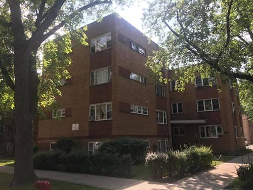 6250 N Francisco Unit 3AW, Chicago, IL 60659