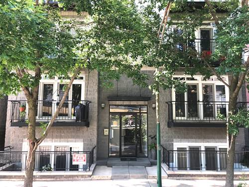 2352 W Bloomingdale Unit 1W, Chicago, IL 60647 Bucktown