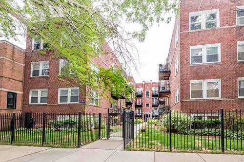 4332 N Sacramento Unit 1S, Chicago, IL 60618