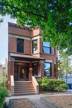 1414 W Lill, Chicago, IL 60614 West Lincoln Park