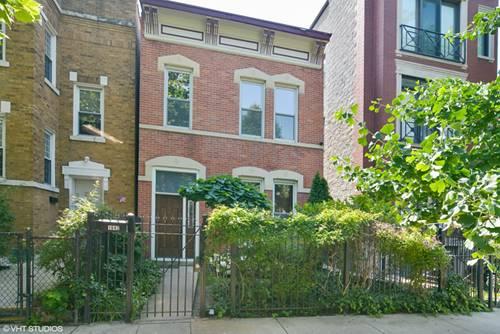 1642 N Claremont, Chicago, IL 60647 Bucktown