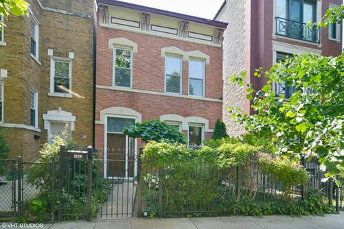 1642 N Claremont, Chicago, IL 60647