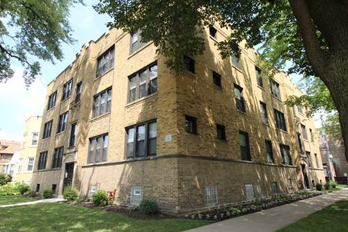 6601 N Campbell Unit 2, Chicago, IL 60645