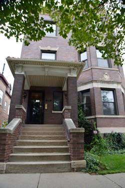 2331 N Kedzie Unit 3, Chicago, IL 60647 Logan Square