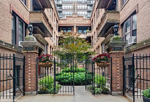 2745 N Hampden Unit 1E, Chicago, IL 60614 Lincoln Park
