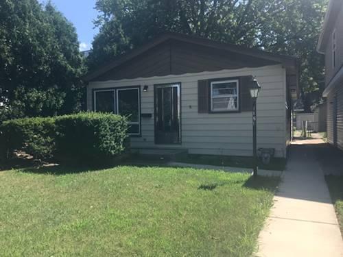 1723 N 36th, Stone Park, IL 60165