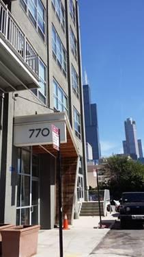 770 W Gladys Unit 310, Chicago, IL 60661 West Loop