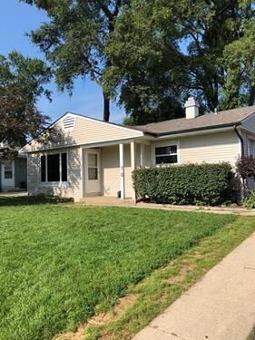 70 Birch, Carpentersville, IL 60110