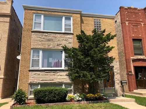 2628 W Argyle, Chicago, IL 60625 Ravenswood