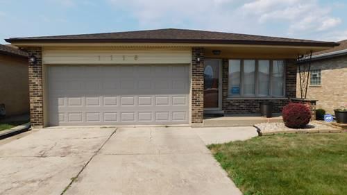 1118 Stewart, Calumet City, IL 60409