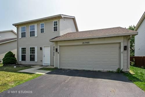 21503 W Georgetown, Plainfield, IL 60544