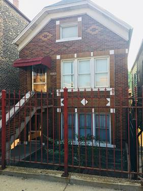 2524 S Claremont, Chicago, IL 60608