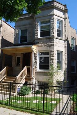 2417 N Spaulding, Chicago, IL 60647 Logan Square