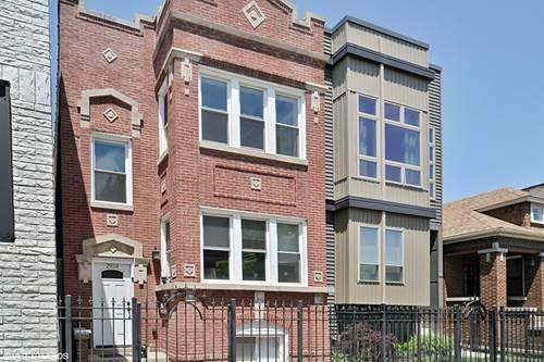 2954 W Fletcher, Chicago, IL 60618