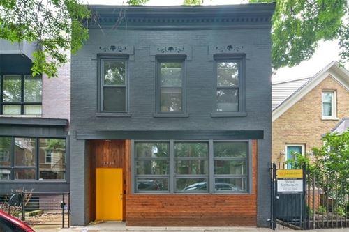 1736 W Crystal Unit 2, Chicago, IL 60622 Wicker Park