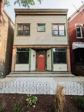 2224 W Palmer, Chicago, IL 60647 Bucktown