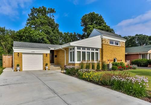 6705 N Kostner, Lincolnwood, IL 60712
