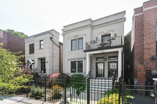 1829 W Wellington, Chicago, IL 60657 West Lakeview