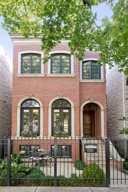 1521 W George, Chicago, IL 60657 Lakeview