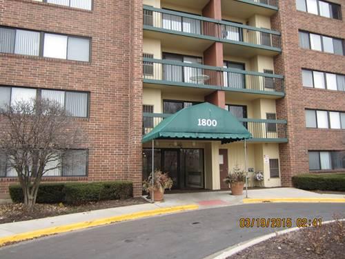 1800 Huntington Unit 409, Hoffman Estates, IL 60169
