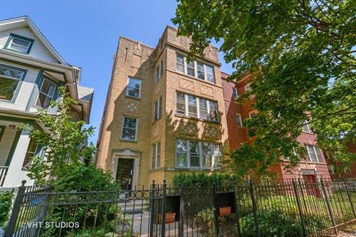 4507 N Campbell Unit 2, Chicago, IL 60625 Lincoln Square