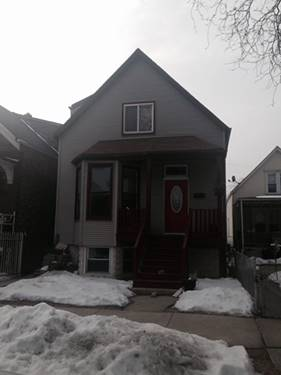 2820 S Karlov, Chicago, IL 60623