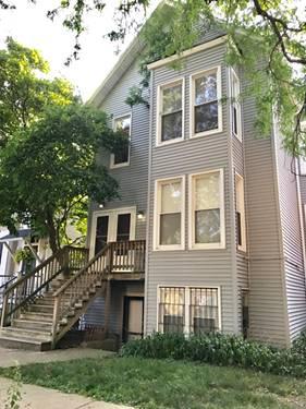 2526 N Rockwell Unit 2, Chicago, IL 60647 Logan Square