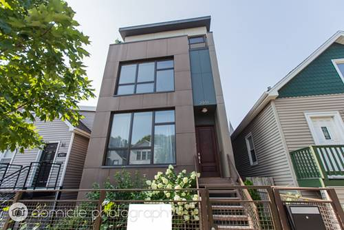 2931 W Lyndale, Chicago, IL 60647 Logan Square