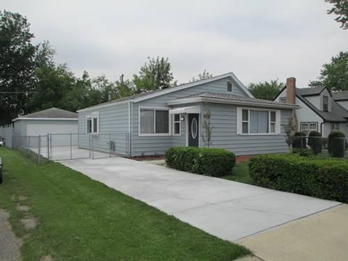 9814 Austin, Oak Lawn, IL 60453
