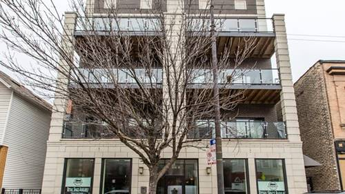 2104 W Belmont Unit 3E, Chicago, IL 60618 Roscoe Village