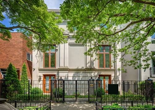 1833 N Sedgwick, Chicago, IL 60614 Lincoln Park