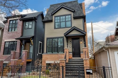 1710 W Fletcher, Chicago, IL 60657 West Lakeview