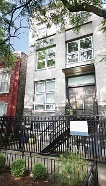 1643 N Wolcott, Chicago, IL 60622 Bucktown