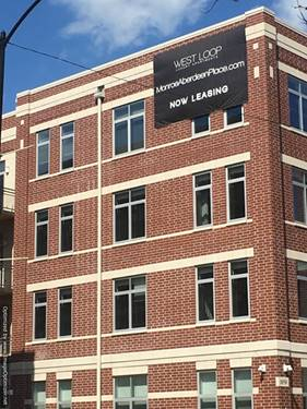 1050 W Monroe Unit 322, Chicago, IL 60607 West Loop