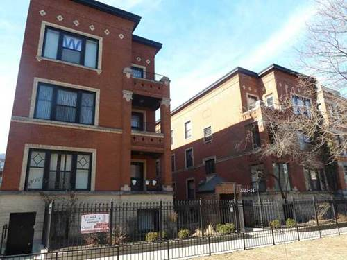 3722 N Sheffield Unit 3S, Chicago, IL 60613 Lakeview