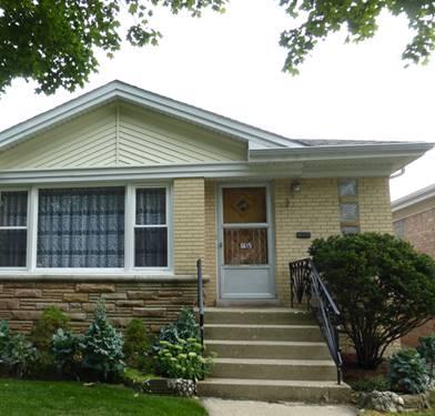 6615 W Wellington, Chicago, IL 60634