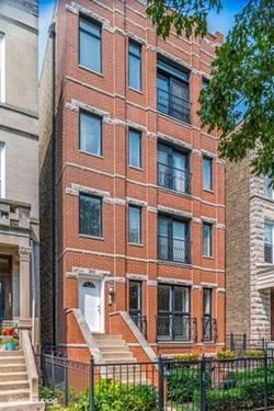 3652 N Fremont Unit 1, Chicago, IL 60613 Lakeview